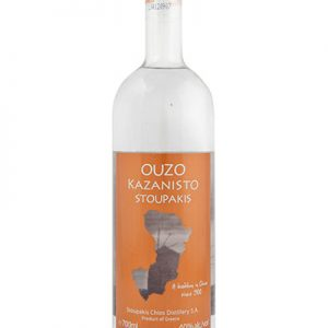 KAZANISTO OUZO Bouteille 0.70L/40°