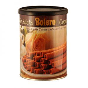 BOLERO BISCUITS CIGARETTE CHOCOLAT Boite 400gr