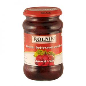 ROLNIK PETITES BETTERAVES Bocal 370ml