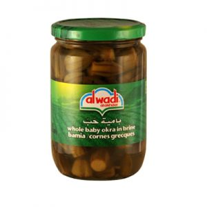 ALWADI BAMIAS Bocal 600gr