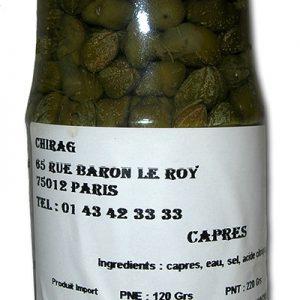 CHIRAG CAPRES Pot 220gr