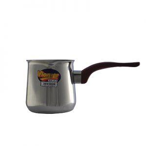 VIOMAR CAFETIERE INOX GRANDE (BH3)