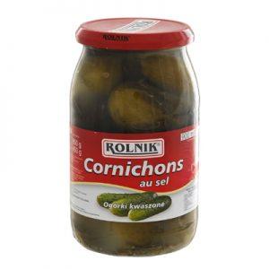 ROLNIK CORNICHONS AU SEL Bocal 900ml