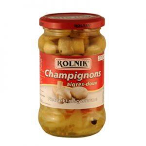 ROLNIK CHAMPIGNONS MARINES Bocal 370ml