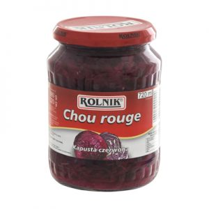 ROLNIK CHOU ROUGE Bocal 720ml