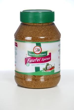 FALAFEL (mix-épices)  SECOND HOUSE