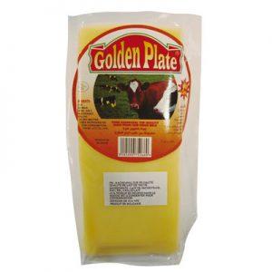 GOLDEN PLATE FROMAGE MI DUR VACHE Paquet 380gr