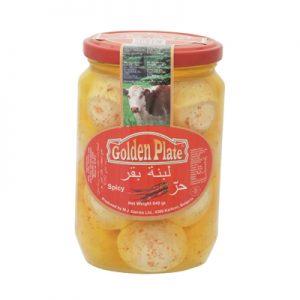 GOLDEN PLATE LABNE PIQUANT Bocal 425gr