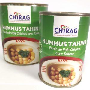 HUMMUS TAHINA  CHIRAG
