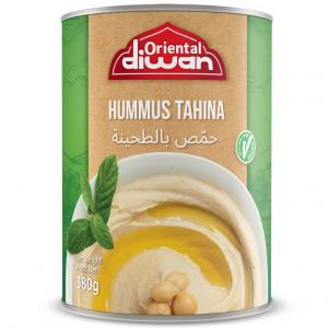 HUMMUS TAHINA  ORIENTAL DIWAN