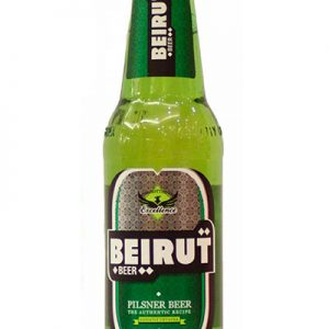 BEIRUT BEER BIERE BLLE Bouteille 0.33L/4.6°