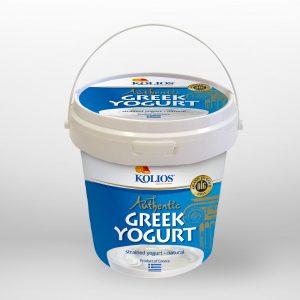 KOLIOS YAOURT GREC Pot 1Kg