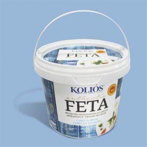 KOLIOS FETA CUBE Pot 500gr