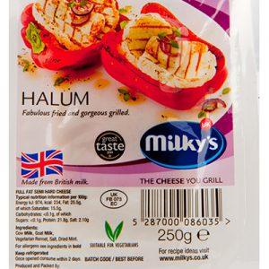 MILKY'S HALLOUM Paquet 250gr