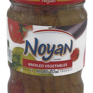 NOYAN LEGUMES ROTIS Bocal 650gr