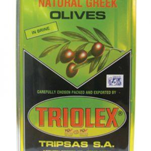 TRIOLEX OLIVES VOLOS S.MAMMOUTH 9/10 Bidon 12Kgs