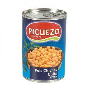 PICUEZO POIS CHICHE BOUILLIS Boite 3/1