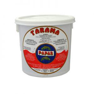 PAPAS TARAMA GREC BLANC Pot 5Kgs