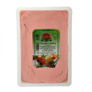 PITENIS SALADE DE TARAMA ROSE Boite 2Kgs