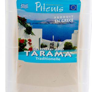 PITENIS SALADE DE TARAMA BLANC Boite 250gr