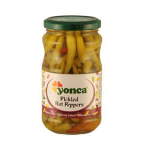 YONCA PIMENTS FORT EXTRA Bocal 370ml