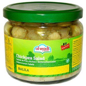 ALWADI BALILA (SALADE DE POIS CHICHES) Bocal 300gr