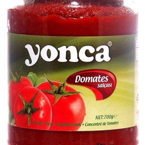 YONCA PUREE DE TOMATE Bocal 700ml