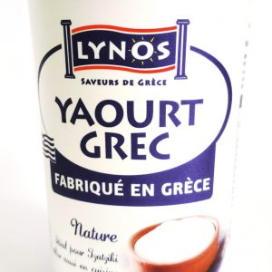 LYNOS YAOURT GREC Pot 500gr
