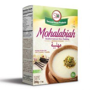 MOHALABIAH  (préparation instantanée)  SECOND HOUSE